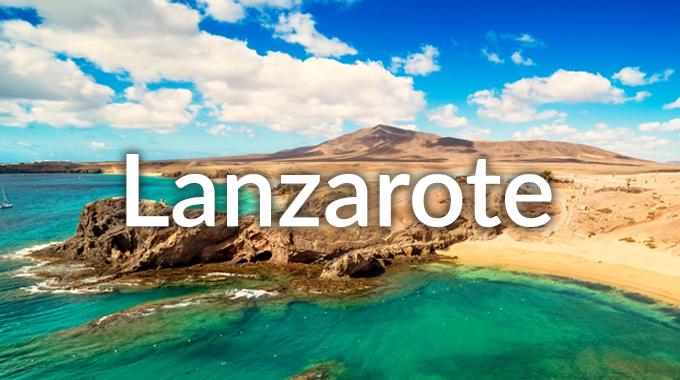 Lanzarote-pogoda