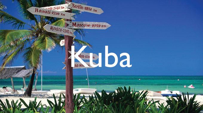 Kuba-Pogoda