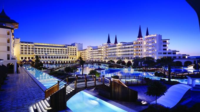 Mardan Palace 5*, Antalya, Turcja