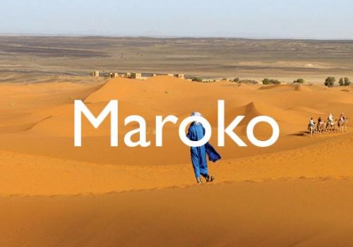 Maroko Pogoda