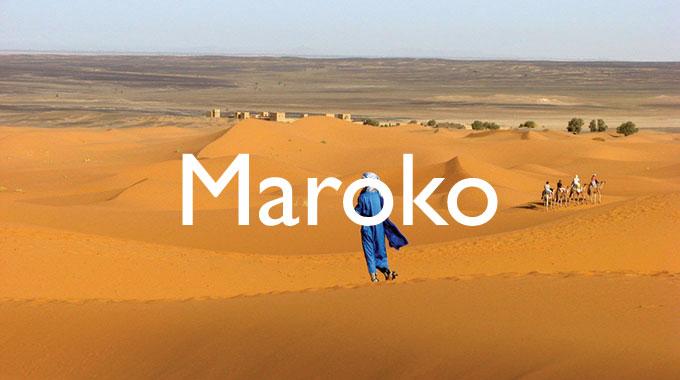 Maroko-Pogoda