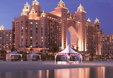 Atlantis The Palm, Dubaj ZEA