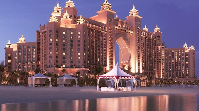 Atlantis The Palm, Dubaj