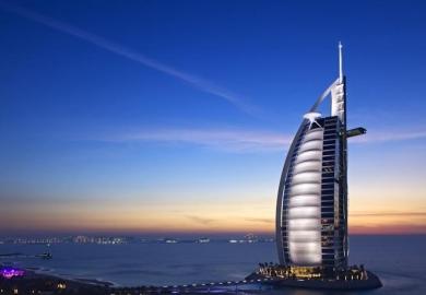 Burj Al-Arab, Dubaj, ZEA