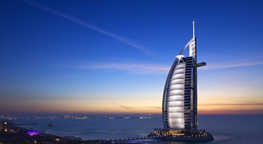 Burj al-Arab, Dubaj, Zjednoczone Emiraty Arabskie