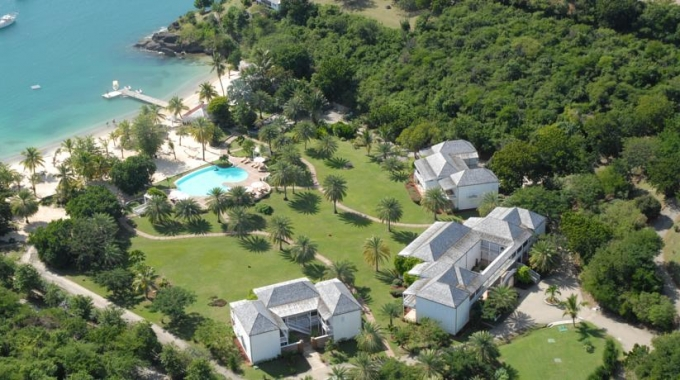 The Inn At English Harbour, Antigua, Bahamy