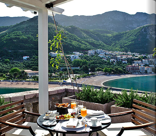 Aman Sveti Stefan Resort, Czarnogóra