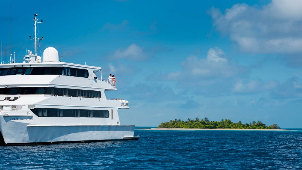 Four Seasons Explorer, Malediwy