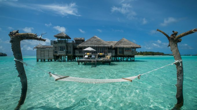 Gili Lankanfushi, Malediwy