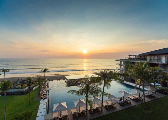 Najpiękniejsze plaże na Bali Alila Seminyak