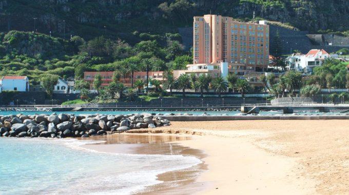 Dom Pedro Madeira Ocean Beach, Portugalia, Madera