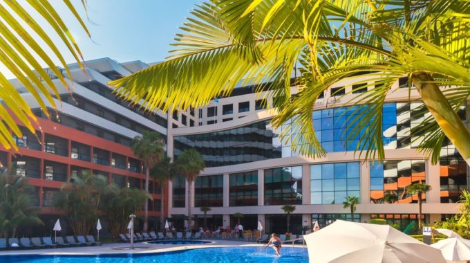 Enotel Lido Conference Resort & Spa, Portugalia, Madera