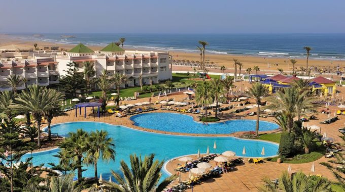 Iberostar Founty Beach, Maroko, Agadir