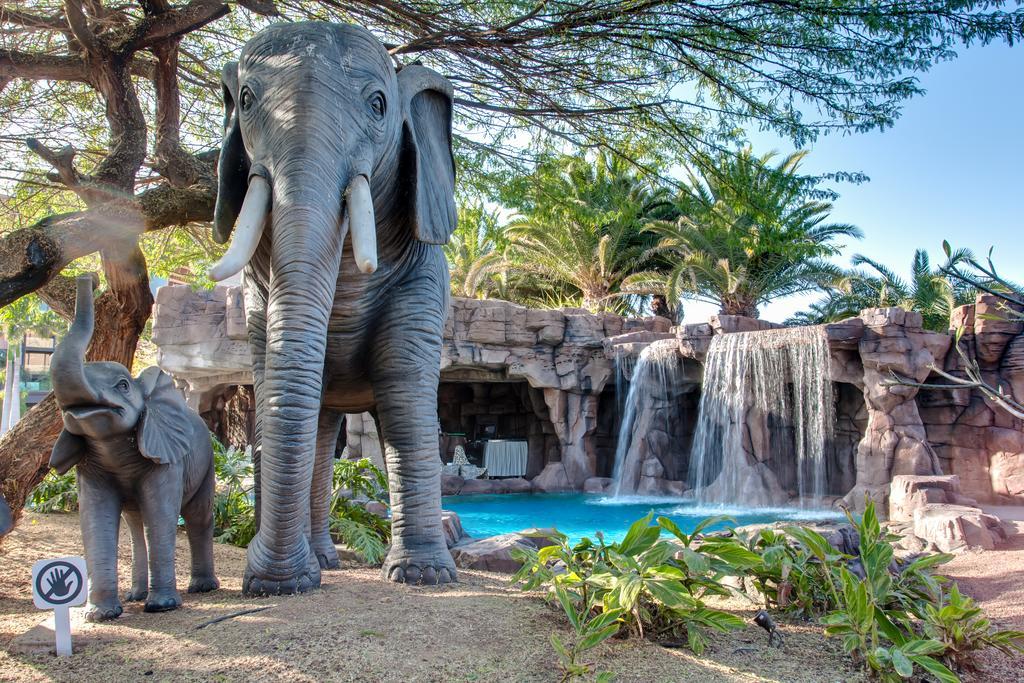 Lopesan Baobab Resort (2)