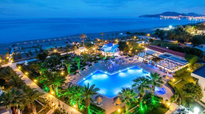 Pegasos Beach, Grecja, Rodos