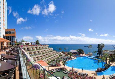 Pestana Carlton Madeira Ocean Resort, Portugalia, Madera