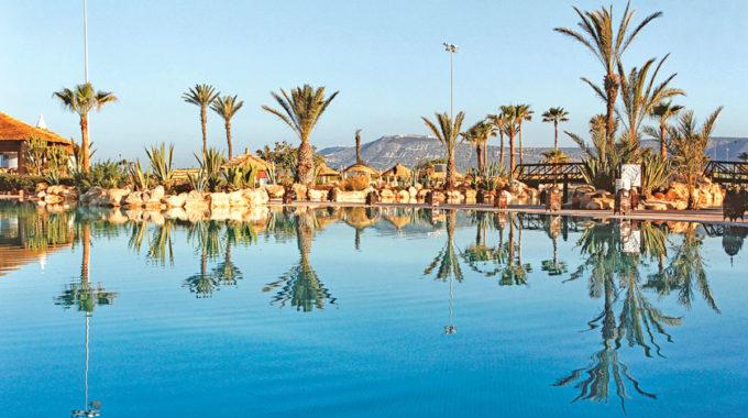 Riu Tikida Dunas, Maroko, Agadir