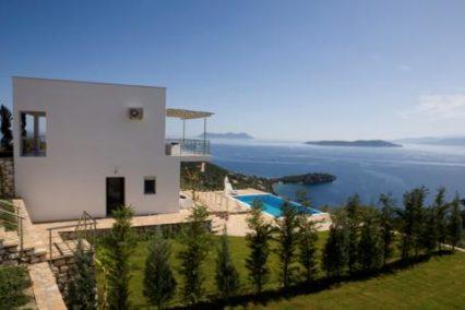 Willa W Grecji Syvota (2)